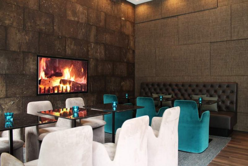 Motel One Manchester Piccadilly Lobby
