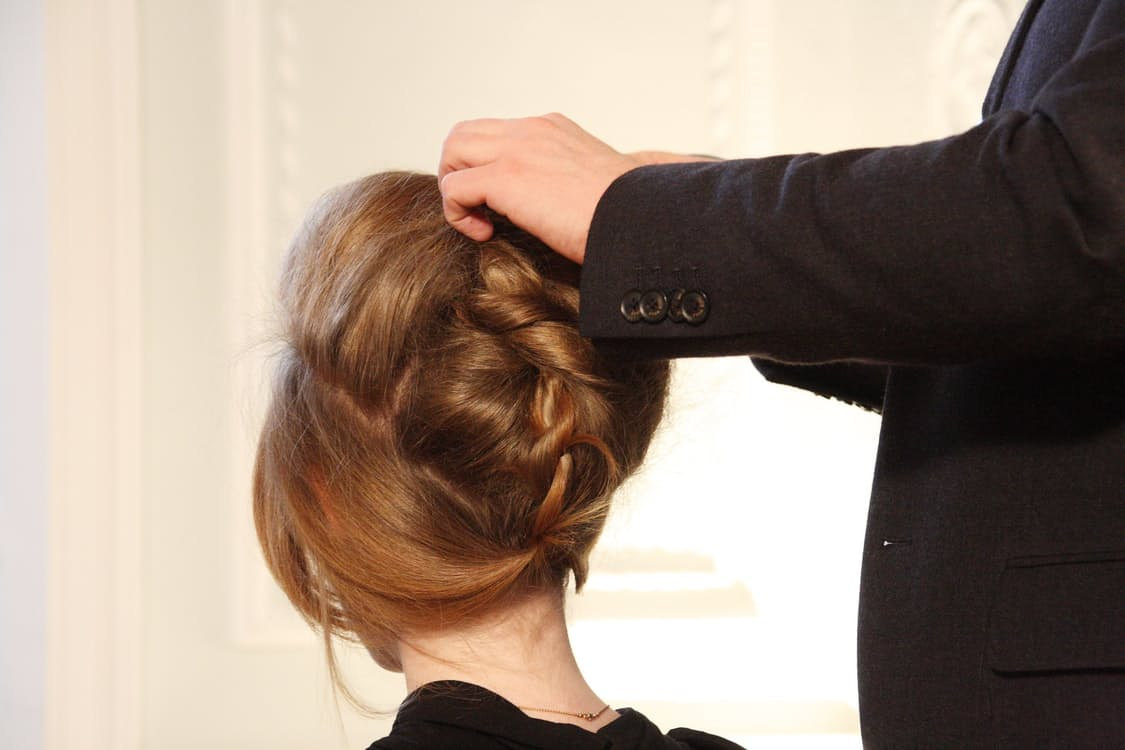 Party Hair Ideas for New Year's Eve