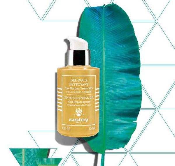 Sisley Tropical Resins Gentle Cleansing Gel