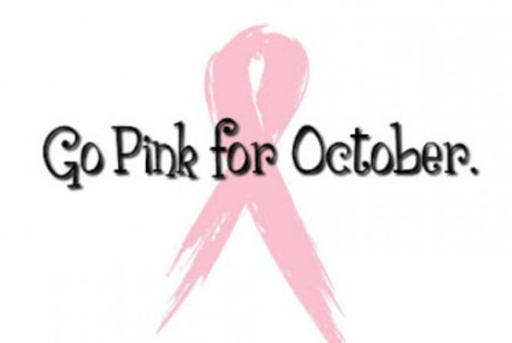 Go Pink For October