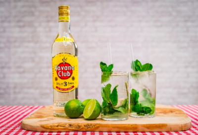 Manchester Meet The Certified Havana Club Mojito