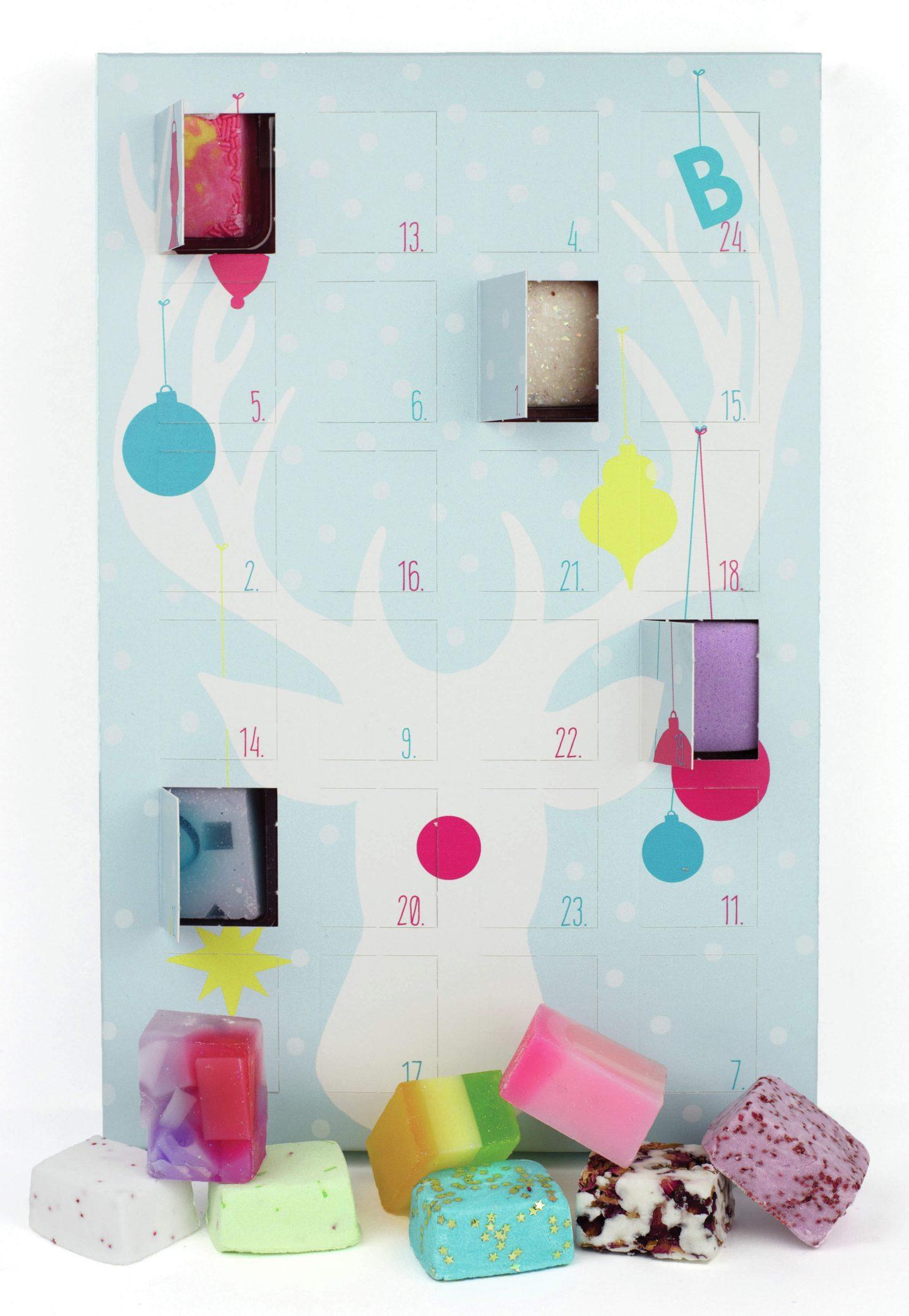 house of bath bath bomb advent calendar soap affordable luxury