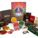 win divine christmas hamper chocolate boxes