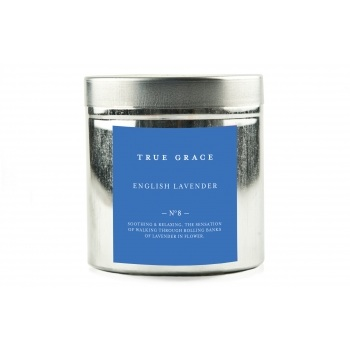 True Grace English Lavender Candel £25 Available From www.truegrace.co.uk