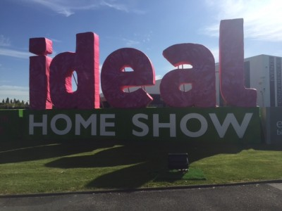 The Ideal Home Show Has Arrived!