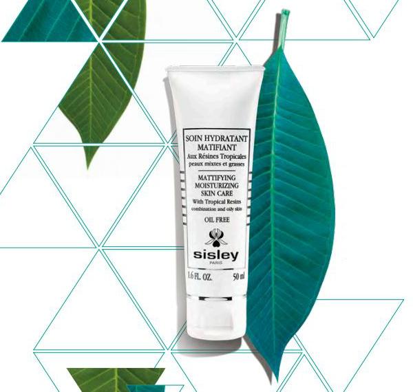 Sisley Tropical Resins Mattifying Moisturising Skin Care