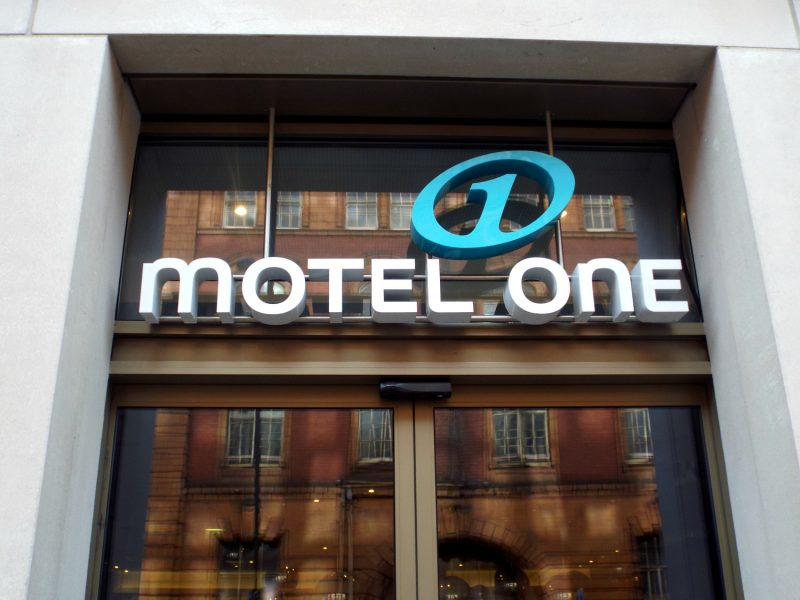 Motel One Manchester Piccadilly Hotel Review - STYLEetc.