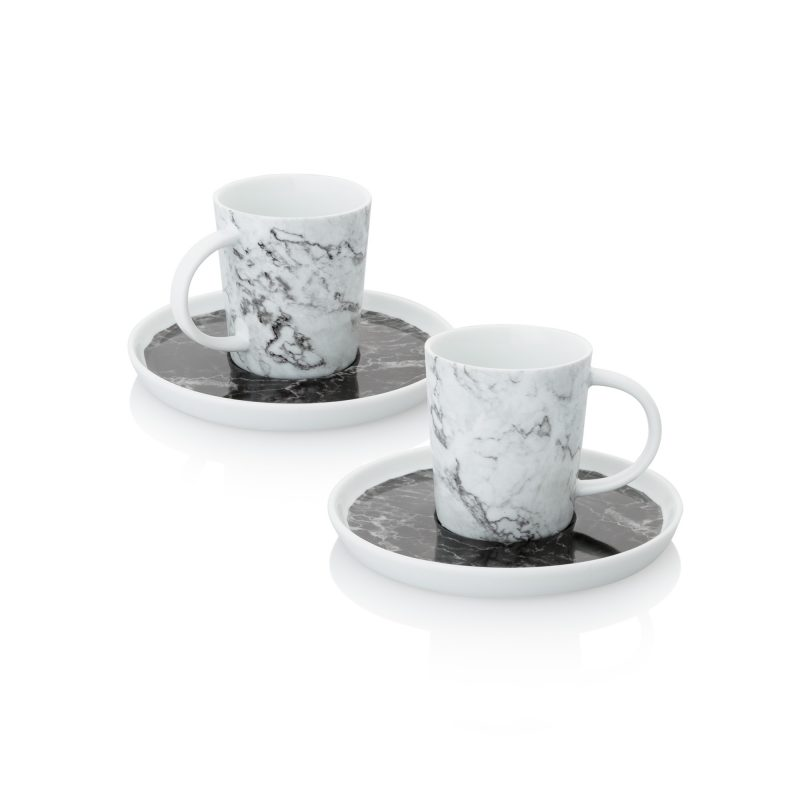 Marble Coffee Table Oliver Bonas: 10 Marble Homeware Accessories To Update Your Decor