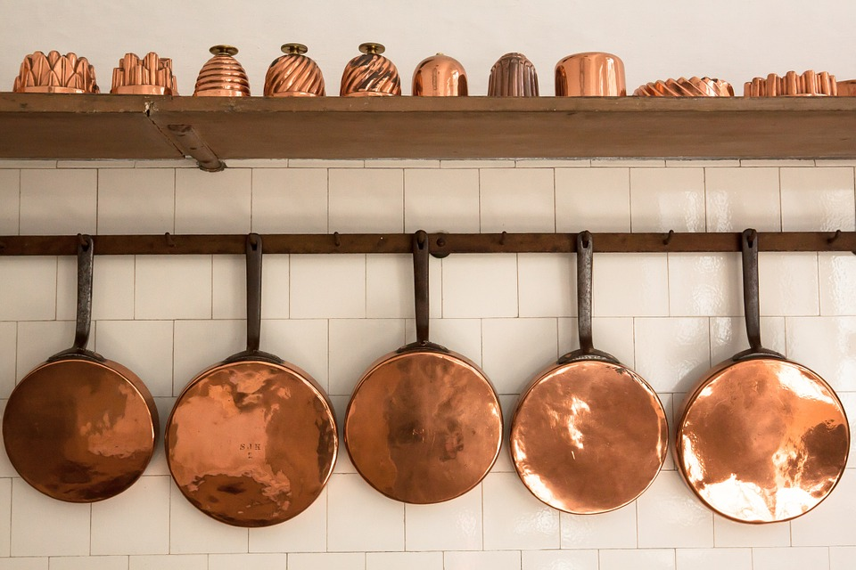 Copper Accessories to transform your Home Decor STYLEetc