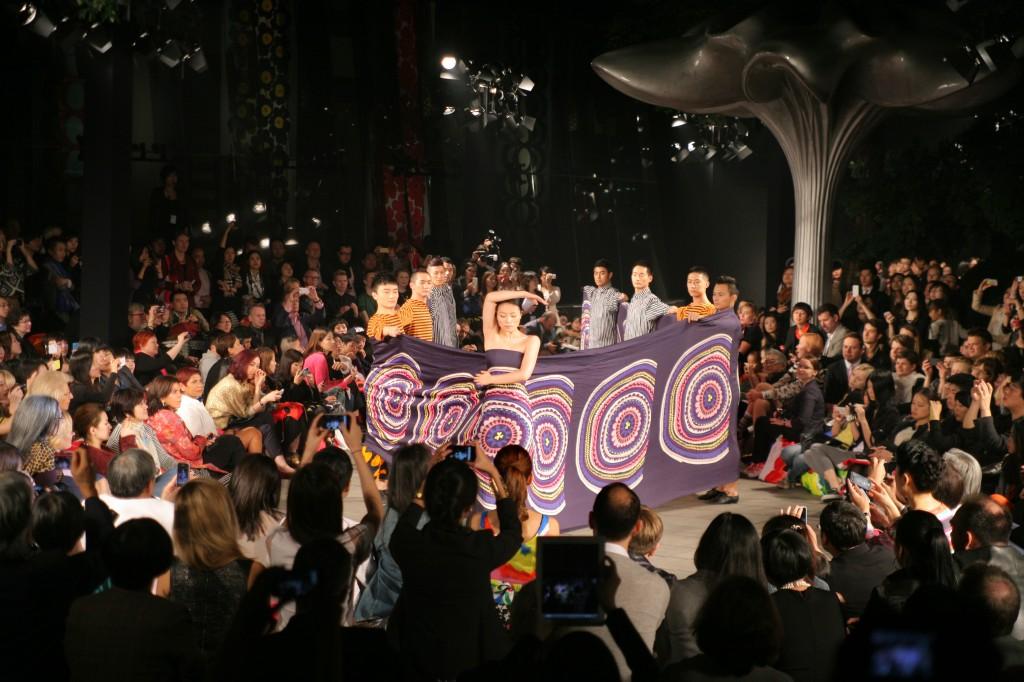 Marimekko Fashion Show People S Park Shanghai Styleetc