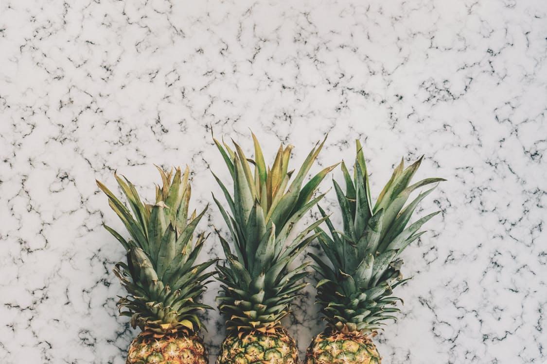 10 marble homeware acessories update home pineapple