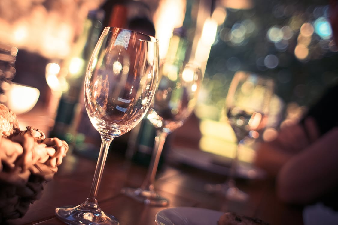 Is the Traditional Dinner Party the best place to find Love?