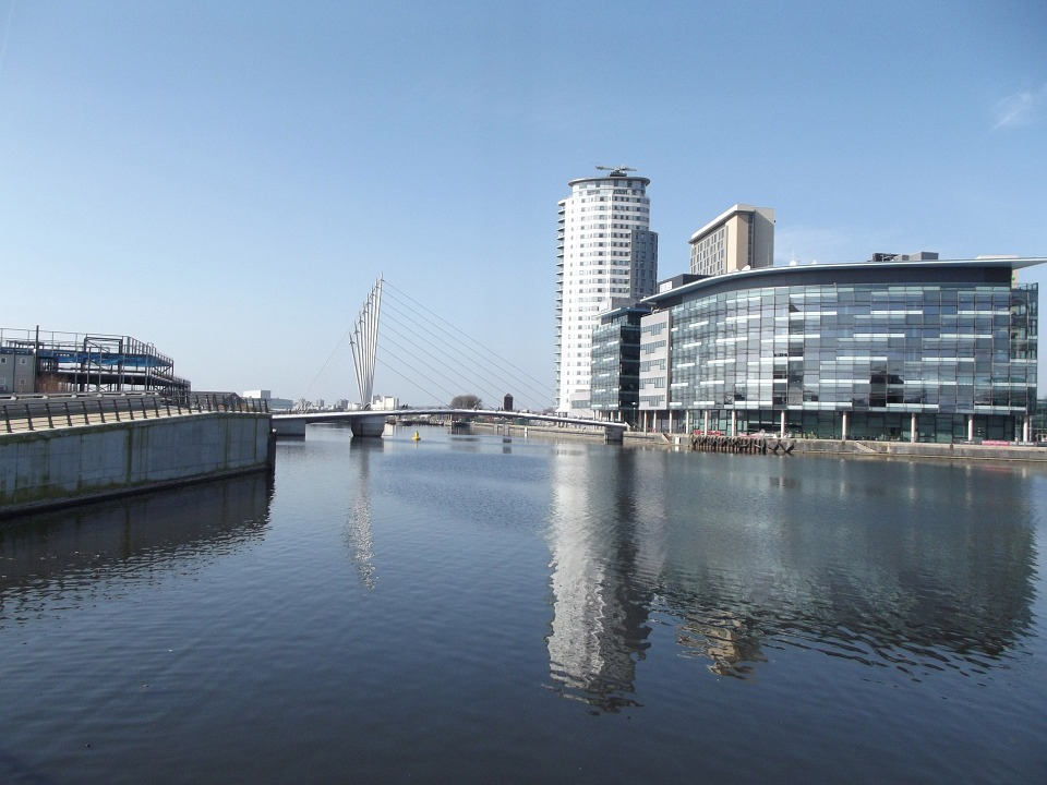 A weekend at Salford Quays reviewed