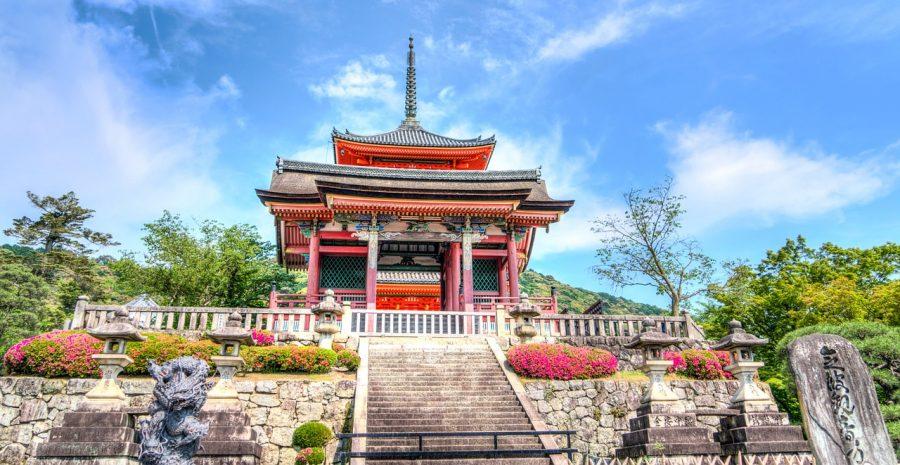 Senso Ji Temple, Tokyo Japan
