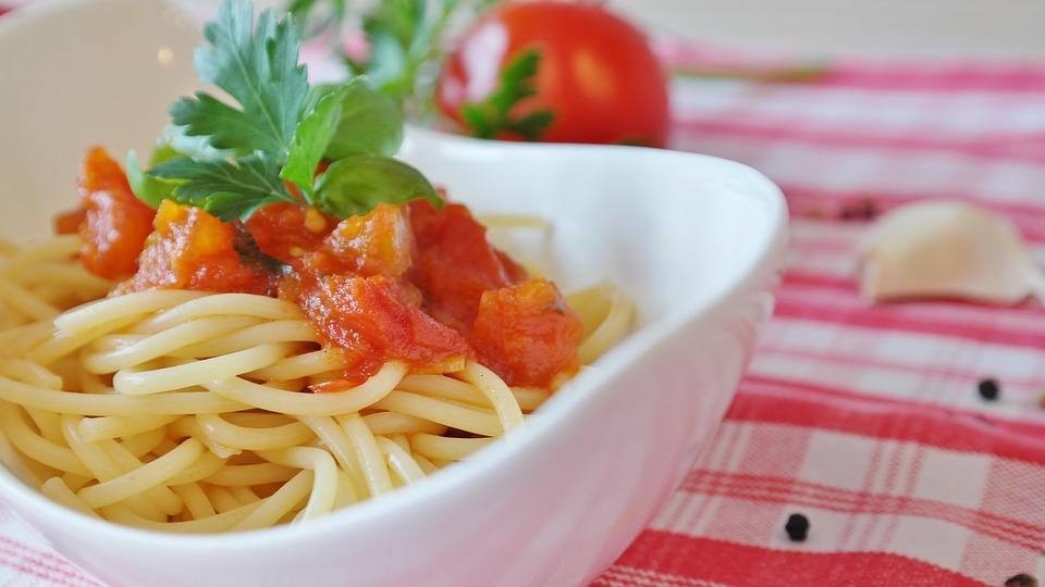 Things I learnt going Vegetarian, veggie pasta