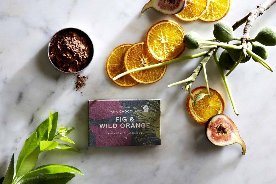 Pana Chocolate Fig and Wild Orange